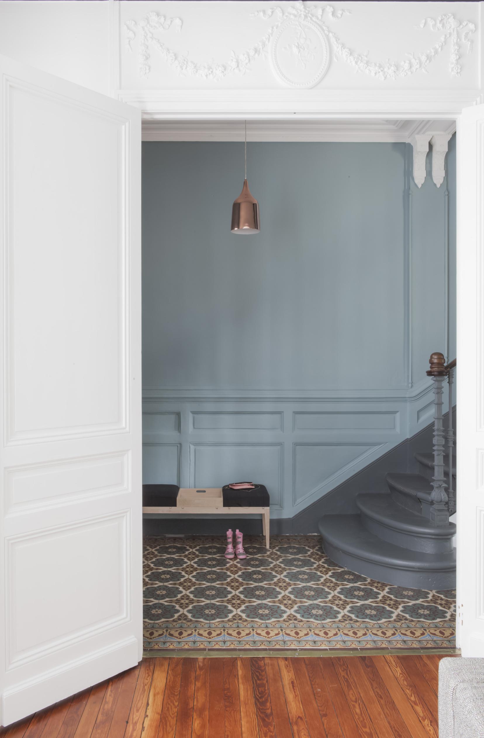 Fusion d r novation d coration maison bourgeoise 210 m2 for Decoration maison bourgeoise